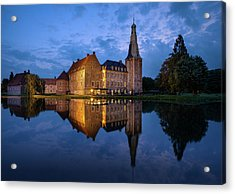 Schloss Raesfeld Acrylic Print