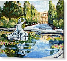 Schoenbrunn Palace Acrylic Print