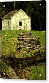School Days Acrylic Print by Tingy Wende