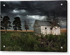 School's Out Forever Acrylic Print by Brian Gustafson