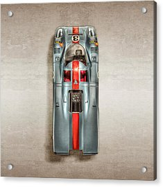Schuco Porsche 917 Top Acrylic Print