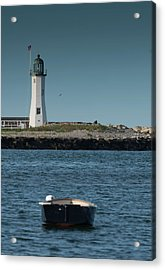 Scituate Lighthouse Acrylic Print