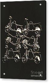 Scooters Of Pop Culture Acrylic Print