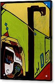 Scorpion 40x30 Acrylic Print