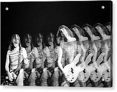 Scorpions Acrylic Print by Sue Arber