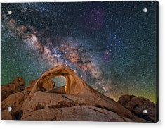 Scorpius And Its Arch Acrylic Print