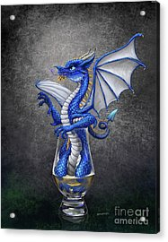 Scotch Dragon Acrylic Print