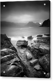 Scotland Elgol Acrylic Print