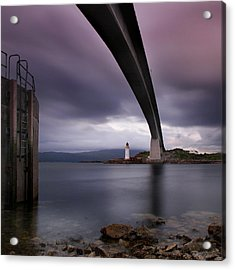 Scotland Skye Bridge Acrylic Print