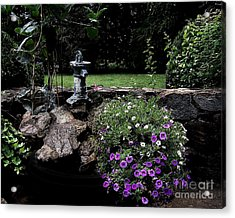 Scotopic Vision 2 - The Porch Acrylic Print
