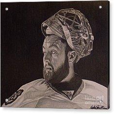 Scott Darling Portrait Acrylic Print