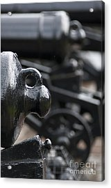 Scottish Canons Acrylic Print