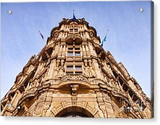Acrylic Print featuring the photograph Scottish Heritage by Colin and Linda McKie