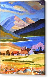 Scottish Highlands 2 Acrylic Print