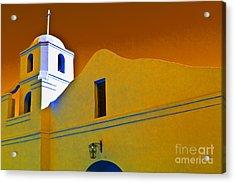 Scottsdale Mission Acrylic Print
