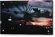 Illumination Acrylic Print