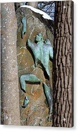 Sculpture Stony Brook New York Acrylic Print