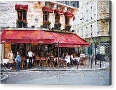 Le Saint Germain Acrylic Print