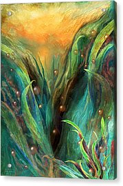 Sea Abstract 4 Acrylic Print