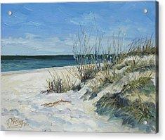 Sea Beach 1 - Baltic Acrylic Print