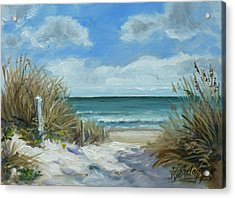 Sea Beach 11 - Baltic Acrylic Print