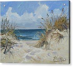 Sea Beach 7 - Baltic Acrylic Print