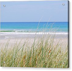 Acrylic Print featuring the photograph Sea Breeze by Jocelyn Friis