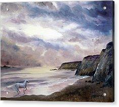 Sea Dancer Acrylic Print