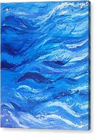 Sea 2 Acrylic Print