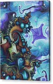 Sea Jewels Acrylic Print