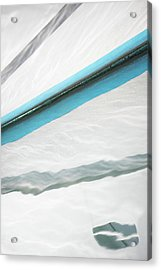Sea Kissed Acrylic Print