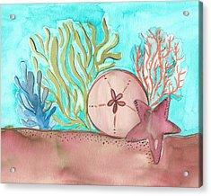 Sea Life II Acrylic Print