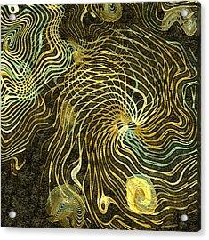 Sea Life Acrylic Print by Susan Maxwell Schmidt
