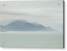 Acrylic Print featuring the photograph Sea Mist by Odille Esmonde-Morgan