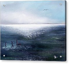 Sea Of  Glass Acrylic Print