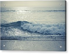 Sea Of Possibilities Acrylic Print by Laura Fasulo
