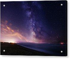 Sea Of Stars Acrylic Print