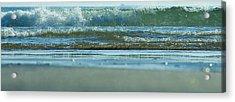 Sea Power Acrylic Print