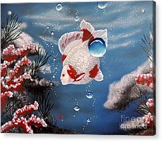 Sea Princess Acrylic Print