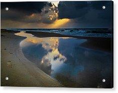 Sea Reflections Acrylic Print