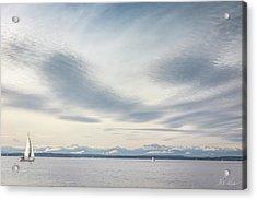 Sea Scene Acrylic Print