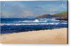Sea Shore Acrylic Print
