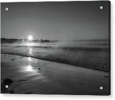 Sea Smoke Acrylic Print