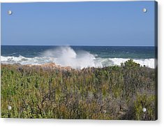 Sea Spray Acrylic Print
