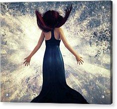 Sea Witch Acrylic Print