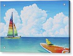 Sea Ya Acrylic Print