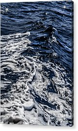 Sea6 Acrylic Print by Cazyk Photography