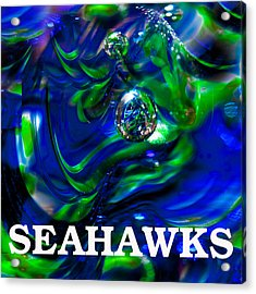 Seahawks 3 Acrylic Print