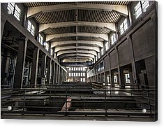 Seaholm Power Plant Acrylic Print