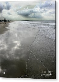 Seal Beach Morning Acrylic Print
